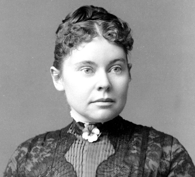 Medium says Lizzie Borden Did Kill Her Father and Stepmother