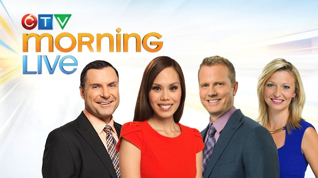 January 2nd on CTV Morning Live